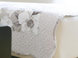 爆款 沙发垫 田园碎花 沙发垫坐垫布艺 沙发坐垫纯棉 飘窗垫 3色,沙发垫,