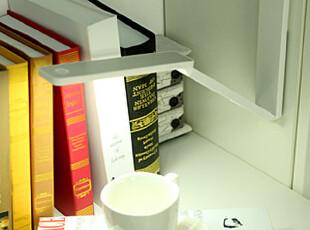 懒角落★创意卧室床头 USB可充电阅读 LED小台灯/万年历 35232,灯具,