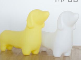 俏皮尖嘴狗造型绿色环保节能台灯 创意礼品灯具 儿童台灯,灯具,