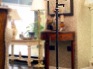 「MAGRACE」 曼彻斯特 全铜电镀欧式落地灯 客厅卧室落地灯,灯具,