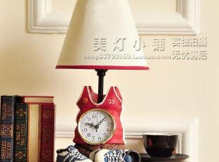 台灯 欧式 田园 儿童卧室台灯 简欧 创意 儿童床头灯 装饰台灯,灯具,