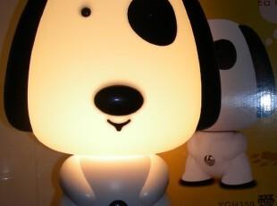 idog爱狗报时可爱儿童房夜灯创意台灯 床头灯 生日礼物,灯具,