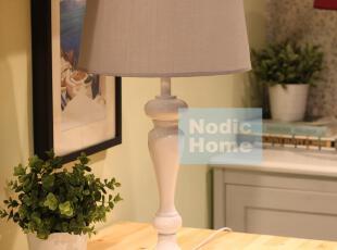 【北欧美家】罗马假日 纯色 灰 床头灯/台灯,灯具,