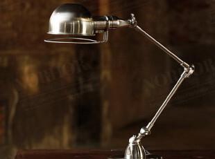 北欧表情经典复古工矿风Atelier铁艺工作台灯/阅读灯绘画灯床头灯,灯具,