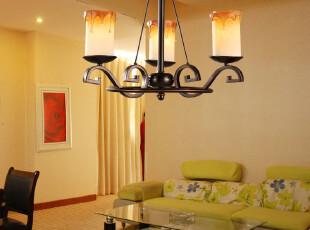 迪莱克斯灯饰 卧室书房 餐厅过道三头吊灯 欧式 简约 田园16028-3,灯具,