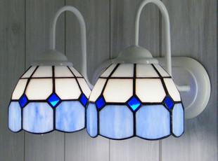 帝凡尼灯饰 壁灯 地中海 简约双联壁灯 阳台过道壁灯 镜前灯,灯具,