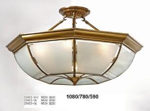 客厅 欧式 风格 吸顶灯/客厅灯/铜艺 灯具/全铜 灯饰/餐厅灯,灯具,