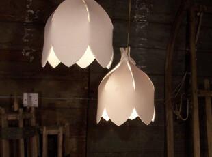 英国莲花折叠灯罩,灯具,