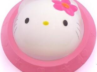 Hello Kitty节能灯 凯蒂猫拍拍灯 小夜灯 床头灯 一按即亮,灯具,