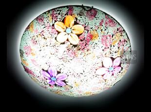 【伟仕特】灯饰灯具波西米亚地中海现代吸顶灯客厅灯卧室灯9018f,灯具,