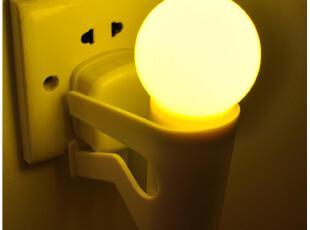 默默爱♥光控小子 光控小夜灯/创意LED感应灯/节能卧室床头灯,灯具,