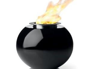 丹麦menu 灯塔系列 圆球油灯 (黑色) 礼物 5100639,灯具,