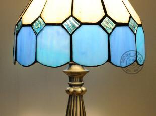 特价帝凡尼灯具¥99 蒂芙尼台灯 卧室床头灯 房间灯~我爱地中海,灯具,