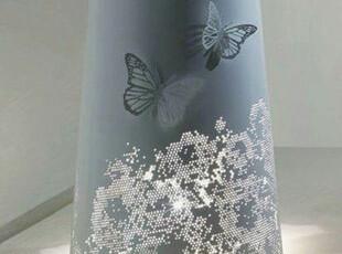 【乐灯】现代简约客厅餐厅卧室床头吧台个性中央花园创意蝴蝶台灯,灯具,