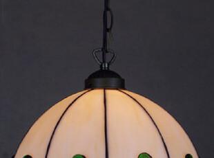 特价正品 28cm帝凡尼彩色玻璃烤弯吊灯简约书房吊灯餐厅卧室吊灯,灯具,