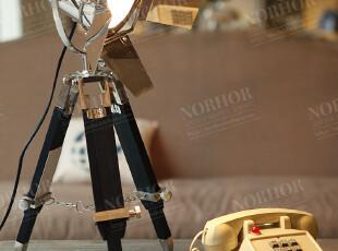 北欧表情/与国际大牌同步/Royal Master摄影聚光三脚架台灯,灯具,