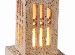 欧式地中海草坪灯庭院灯户外绿化灯海岩石草地灯灯饰灯具K6003,灯具,