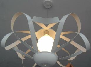 现代简约北欧风格灯饰灯具客厅/餐厅/卧室书房/铁艺花蓝吊灯。,灯具,