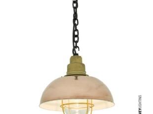 DAVEY老牌英国工业Brass 吊灯,灯具,