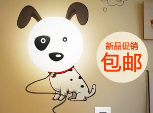 【我爱淘折】no 花颜墙纸壁灯 趣味灯 创意DIY卡通灯 卧室床头灯,灯具,