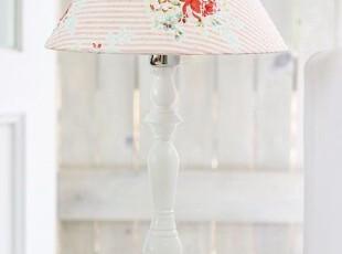 韩国进口家居*韩国布艺装饰台灯OR30019,灯具,