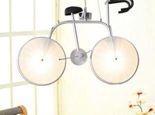 【光印】卡通儿童磨砂玻璃吊灯MD8740-2儿童房卧室灯40X54.5cm,灯具,
