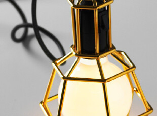 DHS Design House Stockholm Work Lamp,灯具,