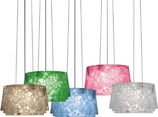 亚克力雕花吊灯Louis Poulsen Collage Pendant 现代餐厅客厅灯具,灯具,
