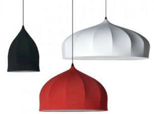 Dome 系列布罩吊灯,灯具,
