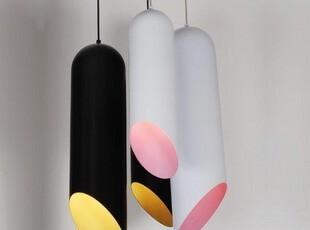 【乐灯】Tom Dixon Pipe圆筒吊灯 现代铝材客厅餐厅吧台灯具,灯具,