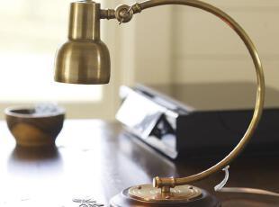 九美国代购灯具客厅灯现代 简约创意工作台灯卧室灯床头灯书房灯1,灯具,