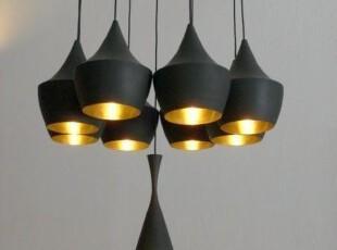 【灯饰直销网】现代简约餐厅吊灯 吧台灯 神秘印度乐器吊灯,灯具,