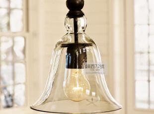 单头吊灯北欧美式宜家吊灯简约现代 吊灯餐厅 吊灯,灯具,