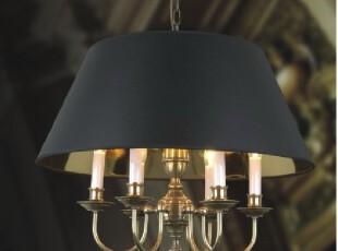 卡夏尔 巴诺克全铜吊灯 欧式客厅餐厅书房吊灯 吧台吊灯 中式吊灯,灯具,