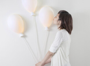 台湾haoshi设计 气球灯|壁灯balloon lamp,灯具,