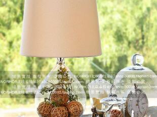 北欧表情/美克美家美式乡村/水晶玻璃奥朵/罗特孜台灯具床头灯,灯具,