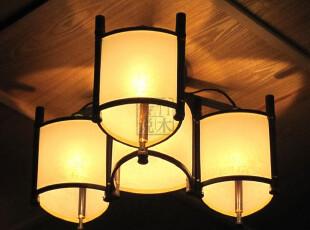 X【天外飞仙】中式吊灯日式吊灯吸顶灯 客厅灯卧室灯书房灯 灯具,灯具,