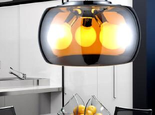 东联高档现代简约意大利时尚吊灯餐吊餐厅客厅卧室8223青光水纹,灯具,