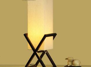 【心主张】现代韩式日式台灯 日本落地灯 简约客厅卧室床头灯3021,灯具,