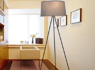 全场4折起【卡迪森】米兰风格灯办公室落地灯【三脚地灯】,灯具,