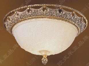 欧式米亚正品商城 8302 超质感欧式吸顶灯,走廊 玄关 防尘防虫,灯具,
