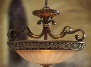 吸吊两用 商城正品8811-3C 高档仿古半吸顶灯 质感大气 卧室,灯具,