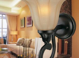 欧莱特 简约创意欧式壁灯过道灯走廊灯客厅壁灯楼梯壁灯9043,灯具,