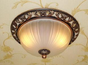 欧式吸顶灯 仿古吸顶灯 卧室阳台灯 客厅灯 灯 吸顶灯 欧美风格,灯具,