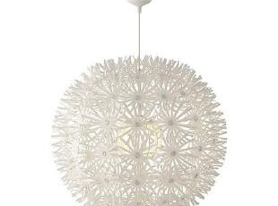 上海宜家代购IKEA家居特价马克鲁斯1.2客餐厅装饰吊灯具灯罩,灯具,