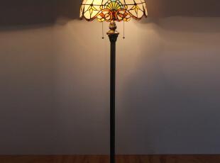 【宜轩】欧式创意巴洛克现代简约时尚卧室客厅床头落地灯D16009F,灯具,