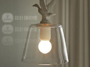 【设计师的灯】yc现代简约客厅餐厅灯乡村风格 白色小鸭鸭 吊灯,灯具,