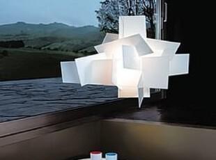 销售冠军 客厅/餐厅灯Foscarini Big Bang 现代创意堆叠吊灯,灯具,