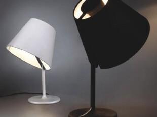 Artemide Melampo Tavolo摆头台灯 客厅灯床头灯书房灯办公室灯G,灯具,