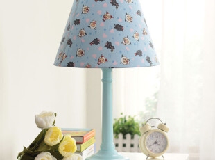 儿童卡通 学习工作护眼 卧室床头台灯 灯具灯饰 创意时尚可爱,灯具,